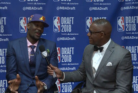 2018 NBA Draft: No. 1 pick Deandre Ayton says he's 'ready to get the work started'