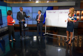 'Sports Report': Our crew goes head-to-head in Pac-12 Basketball All-Star Draft
