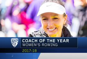 Washington's Yasmin Farooq named Pac-12 Women's Rowing Coach of the Year
