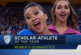 UCLA's Christine Peng-Peng Lee takes home 2018 Pac-12 Women's Gymnastics Scholar-Athlete of the Year honors