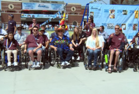 USC hosts 38th annual 'Swim With Mike' event for physically challenged athletes