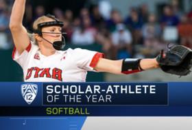 Utah pitcher Katie Donovan named Pac-12 Softball Scholar-Athlete of the Year