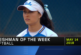 UCLA's Briana Perez garners Pac-12 Softball Freshman of the Week accolades