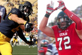 Roundup: Cal's Chad Hansen, Utah's Garett Bolles off to NFL Draft