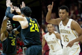 Roundup: Oregon and Arizona stay undefeated in Pac-12 play