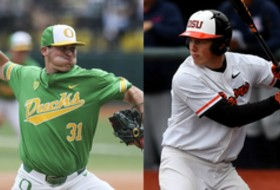'Thursday Night Baseball' preview: No. 1 Oregon State at Oregon