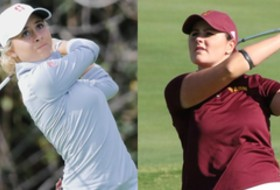 NCAA Women's Golf Regionals: Five Pac-12 teams advance