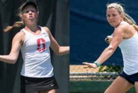 NCAA Women's Tennis Championships: Cal, Stanford headed to 2nd round