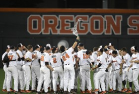 Oregon State advances to super regionals