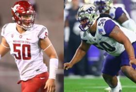 Roundup: Hercules Mata'afa, Vita Vea declare for NFL Draft