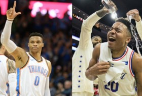 Roundup: Russell Westbrook and Markelle Fultz make NBA triple-double history
