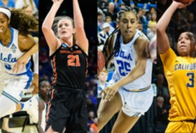 2018 WNBA Draft: Jordin Canada is the first of four Pac-12 players selected
