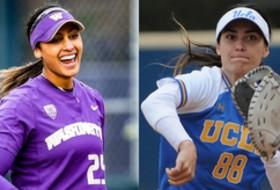 Roundup: No. 1 Washington and No. 3 UCLA set for pivotal softball series