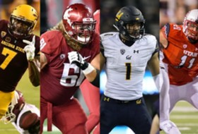2018 NFL Draft: 18 Pac-12ers selected on third day; 30 total players drafted