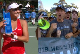 2018 Pac-12 Tennis Championships: Stanford women, UCLA men crowned in Ojai