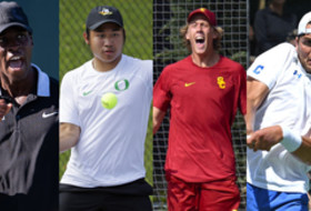 NCAA Men's Tennis Championships: Four from Pac-12 advance to Sunday