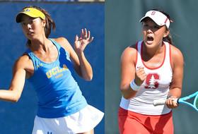 NCAA Women's Tennis Championships: UCLA, Stanford upset top-5 seeds
