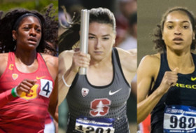 Roundup: UO, USC, SU in running to win NCAA women's track & field title