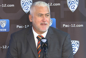 2018 Pac-12 Men's Basketball Media Day: Oregon State's Wayne Tinkle