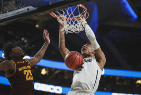 2018 Pac-12 Men's Basketball Tournament: Long ball propels Colorado to win over Arizona State