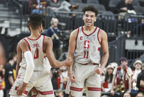 2018 Pac-12 Men's Basketball Tournament: Stanford rolls rival California, 76-58