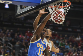 Highlight: Kris Wilkes' coast-to-coast dunk sparks UCLA late in Pac-12 semifinals thriller