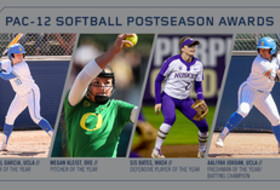 Pac-12 announces 2018 softball All-Conference honors