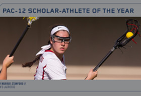 Stanford's Kelsey Murray named Pac-12 Women's Lacrosse Scholar-Athlete of the Year