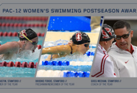 Pac-12 announces Women's Swimming and Diving postseason awards
