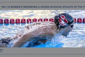 Stanford's Janet Hu named Women's Swimming And Diving Scholar-Athlete of the Year