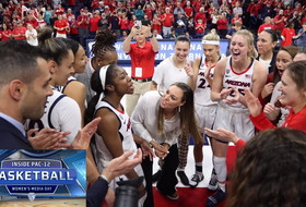 'Inside Pac-12 Basketball: Women's Media Day - Arizona' on demand