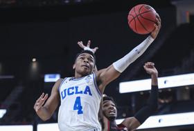 2019 Pac-12 Men's Basketball Tournament: Jaylen Hands records double-double as No. 7 UCLA men's basketball edges No. 10 Stanford