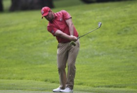 UCLA and Stanford tied for lead at Pac-12 Men's Golf Championships USC's Suh and Utah's Dunkle at 8-Under