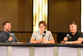 2018 Pac-12 Football Media Day: Keeping Justin Herbert healthy a priority for Oregon
