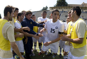 <p>California men's soccer Steve Birnbaum</p>