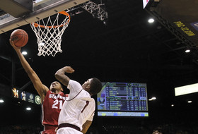 2014 Pac-12 Men's Basketball Tournament second round: Stanford upsets ASU