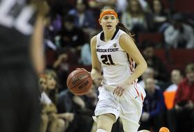 2014 Pac-12 Women's Basketball Tournament semifinals: Oregon State tops Washington State, headed to final