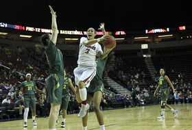 2014 Pac-12 Women's Basketball Tournament first round: WSU wins shoot-out over Oregon