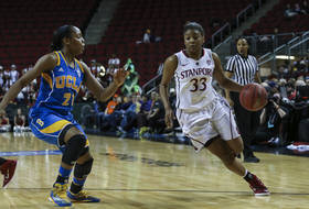 Stanford holds on to advance to Pac-12 Women's Basketball Tournament semifinals