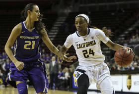 California stifles Washington to advance to Pac-12 Women's Basketball Tournament semifinals