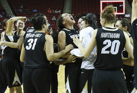 Colorado topples top-seeded Oregon State in Pac-12 Women's Basketball Tournament quarterfinals