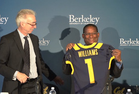 Roundup: Williams named full-time AD at Cal