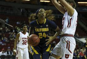 2016 Pac-12 Women's Tournament: California tops Utah in overtime 66-63