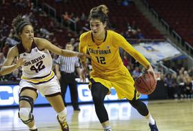 2016 Pac-12 Women's Basketball Tournament: Penina Davidson, Cal set records in upset of Arizona State