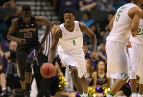 2016 Pac-12 Men's Basketball Tournament: No. 8 Oregon holds off Washington 83-77