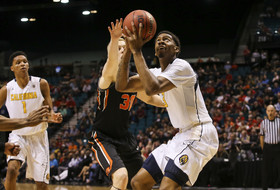 2016 Pac-12 Men's Basketball Tournament: Cal outlasts Oregon State in closing moments