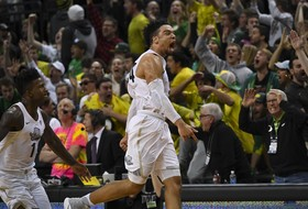 Dillon Brooks' game winner for Oregon against No. 2 UCLA is the Opus Bank #12Best Play of the Week