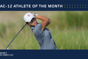 Stanford's Lee named Pac-12 Golfer of the Month
