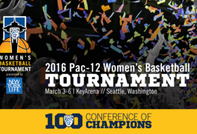 Pac-12 begins selling tickets to 2016 Pac-12 Women's Basketball Tourney