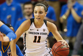 Highlights: Oregon State women's basketball uses second-half surge to put away UCLA